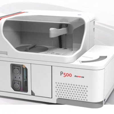AUTOMATED CLINICAL CHEMISTRY ANALYZER  P500