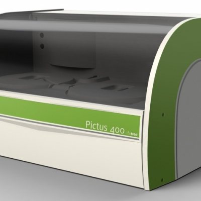 AUTOMATED CLINICAL CHEMISTRY ANALYZER PICTUS 400