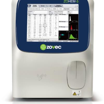 5-Part Auto Hematology Analyzer Z-GEM 5