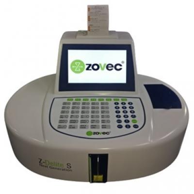 Máy phân tích sinh hoá bán tự động Z-Delite S